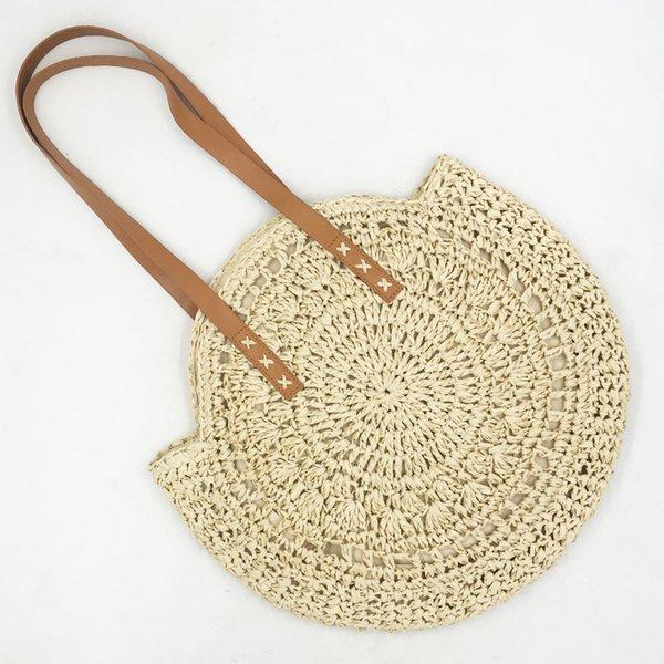 Hollow Beige bag