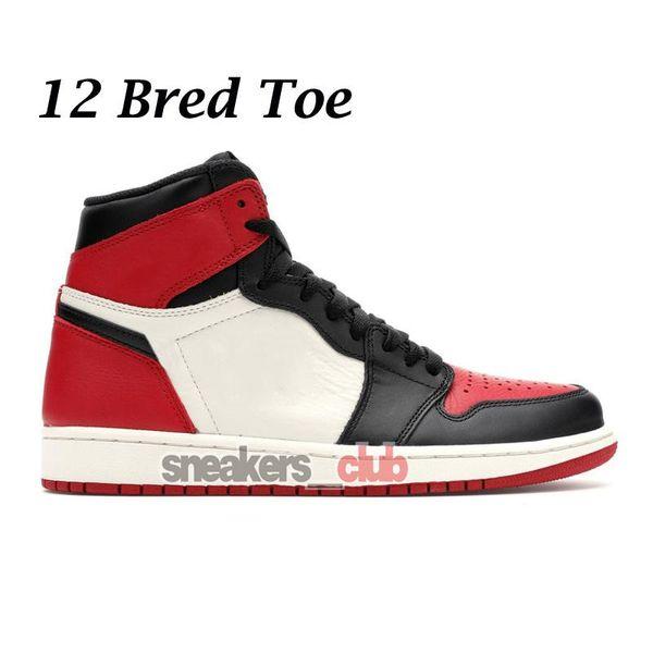 12 Toe Bred