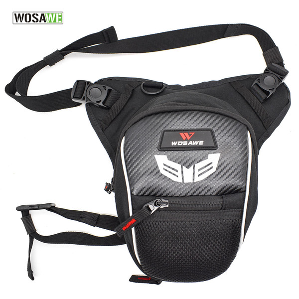 Bicycle Bag Thigh Drop Motorcycle Leg Bag Outdoor Off-road Mtb Bike Riding Waist Bags 2.8-4.6L Cycling Backpack