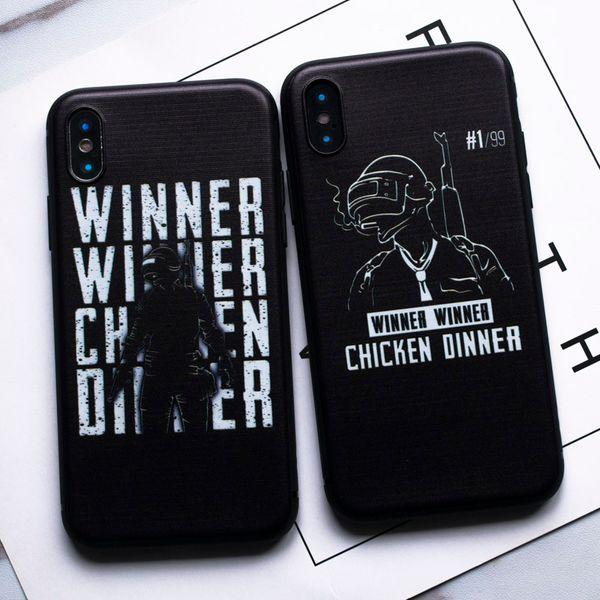 PUBG Chicken Dinner iPhone 6 Plus / 6s