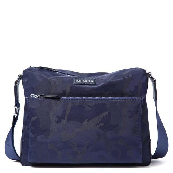 Bostanten Camouflage Men Bag Fashion Mens Shoulder Bags High Quality Nylon Casual Messenger Bag Business Mens Travel Bags