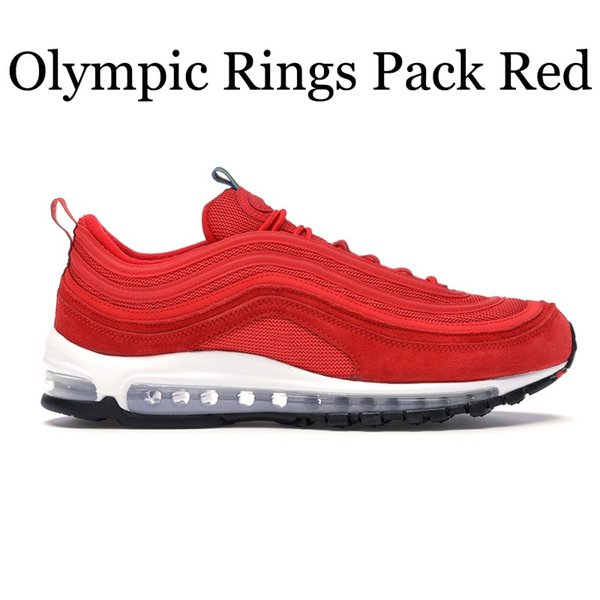 Olympische Ringe Pack Rot