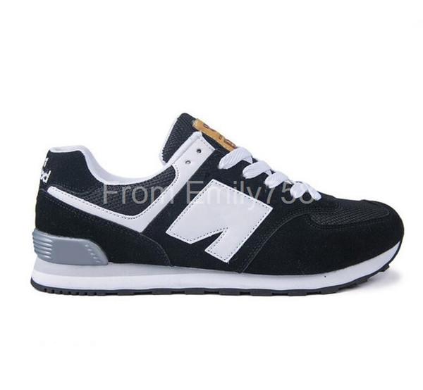 Damla Nakliye 574 Unisex Bayan Erkek N Harf Sneakers Ayakkabı Tasarımcılar Ins Süper Yangın Nefes Günlük Moda Boyut Eur 36-48