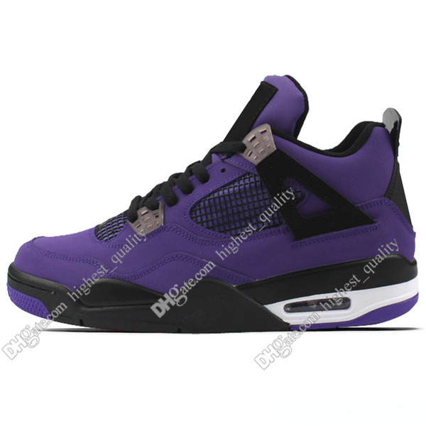 # 13 púrpura negro