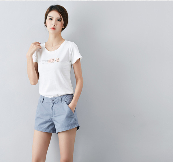 Kadın T Shirt 2018 Yeni Gelenler Yaz Kısa Kollu K242