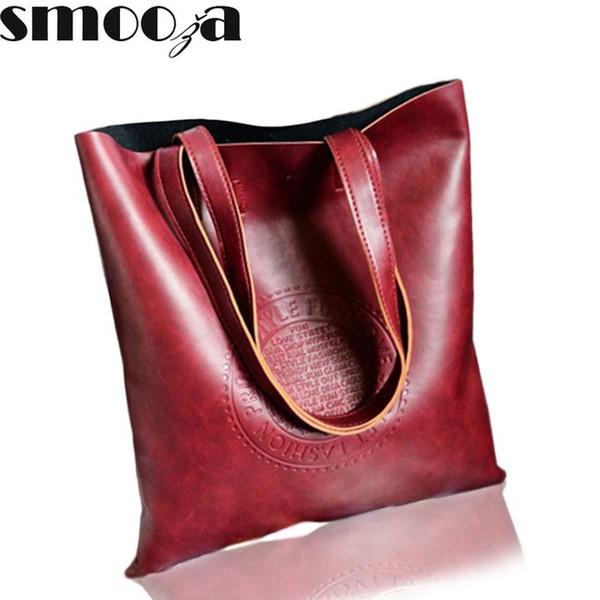 Сумка известного бренда SMOOZA 2018 новые короны сумки женские сумки ретро сумка через плечо женские кожаные сумки бренда известные сумки