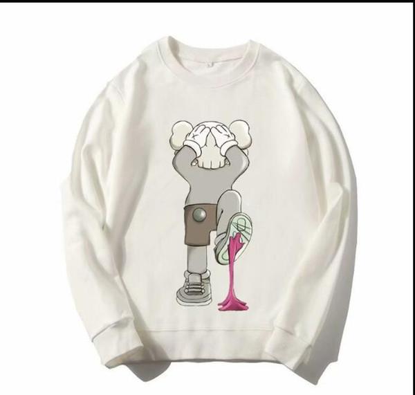 2019 New Pattern Foreign Atmosphere Girl Spring Children Jacket Cartoon Boys Hoodie Clothing 1121