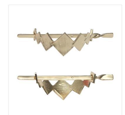 1PC New Fashion Girls Hairpin Metal Hair Sticks qian