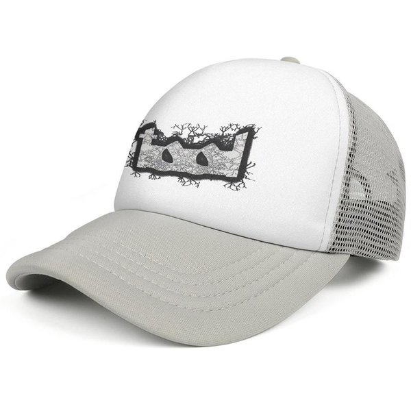 Tool Grey Tool All Cotton Trucker One Size Plain hat