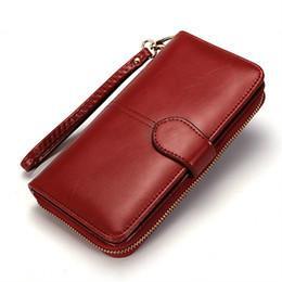 ZIPPY WALLET VERTICAL il modo più elegante per portare in giro denaro, carte e monete famoso design da uomo in pelle borsa titolare della carta da lavoro a lungo