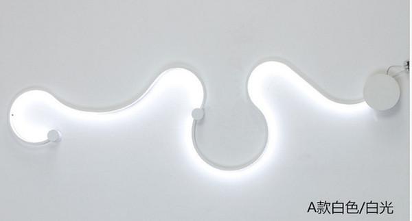 A - White - White