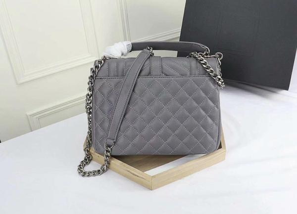 Новые женские сумки, Серебряная фурнитура, Металлическая подвесная сумка, Высоко
