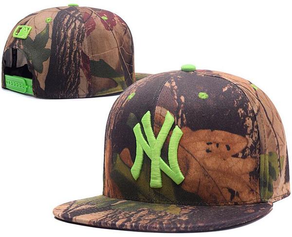 Luxusmarke Designerhüte Gute Qualität New-2018 HOT NY Fitted Hats Sport Caps Baseball-Mützen für Männer und Frauen Hohe Qualität Knochen Snapback