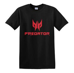 Acer Unisex Shirt Gaming Logo Acer Unisex BlaWholesale T-shirt 100% Cotton S-2XL