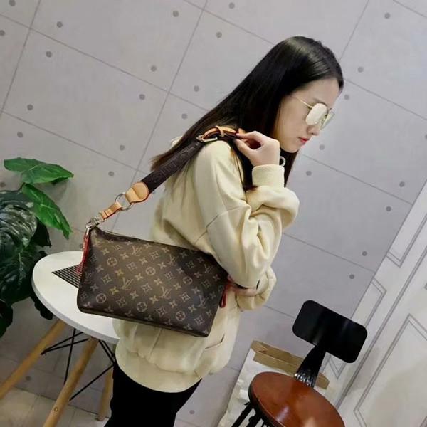 nuevos diseñadores de moda clásicos de las mujeres bolso crossbody bolsos monederos diseñadores señora hombro del bolso del monedero