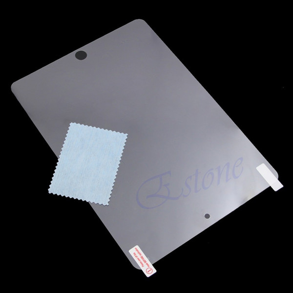 2018 Hot Ultra Clear Screen Protector Cover Shield Film With Cleaning Cloth For For iPad 2 3 4 High Quality