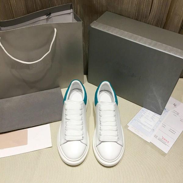 Nueva marca Casual Hombre Zapatillas Azul Cuero genuino arrugado piel de oveja Arena con cordones de lujo Kanye West Zapatillas de deporte de alta superior XR 35-45 13A69