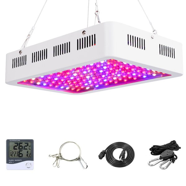 wholesale 1000w led grow light with full spectrum double chips for indoor grow plannts veg/bloom
