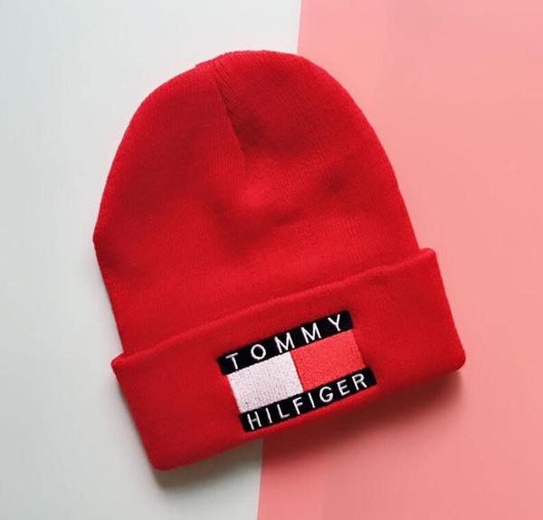 Hot New Sport Winter game hat Men cap Beanie Knitted Hip Hop Winter Hats For Women Fashion Warm Skullies Bonnet 05