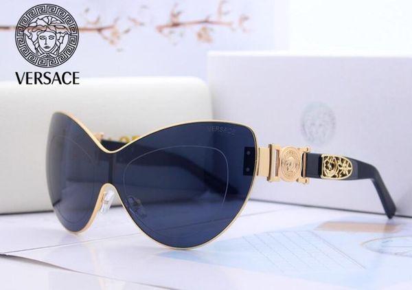 High Quality Classic Pilot Sunglasses Designer Brand Mens Womens Sun Glasses Eyewear Metal Glass Lenses