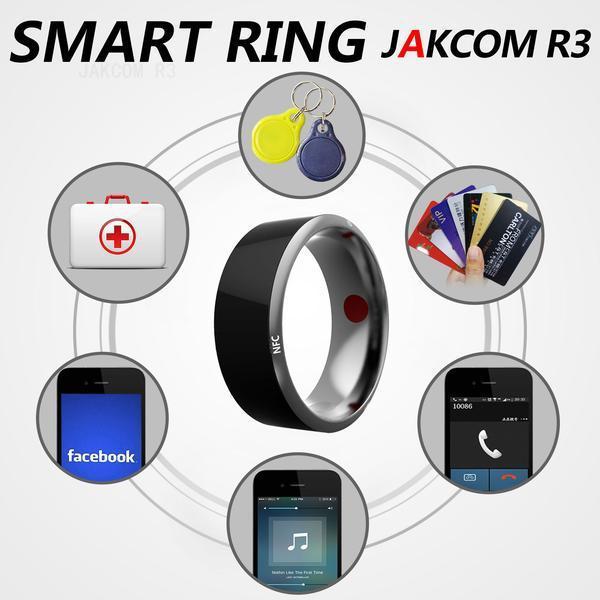JAKCOM R3 Smart Ring Venta caliente en otros productos electrónicos como código qr imprimible mobil y fitness