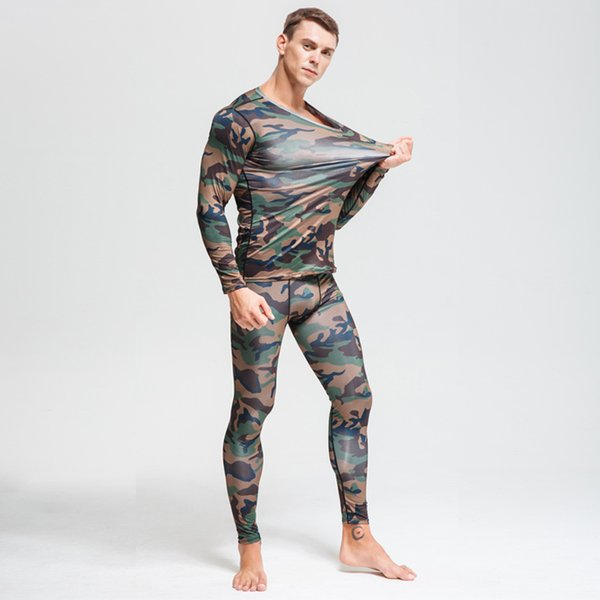 2019 New Rash Guard Compression Gear Sportswear Suits Men Fitness Long Sleeve T Shirt Tracksuit Tights MMA Compression Shirts
