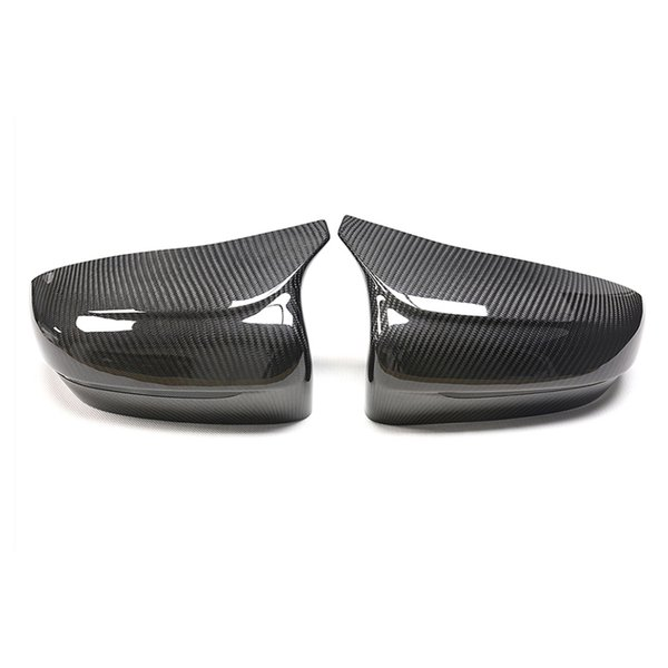 LHD F90 углеродного волокна вид сбоку зеркало Крышка для BMW M5 F90 хорошая применимость сухой углеродного волокна добавил на стиль