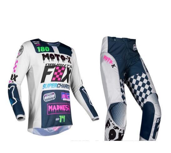 magasin en ligne 0d555 69f8a Acheter 2019 NAUGHTY FOX Ensemble De Motocross Top MX ATV BMX Maillot Et  Pantalon Moto Combinaison De Moto De $76.39 Du Nymotocl | DHgate.Com