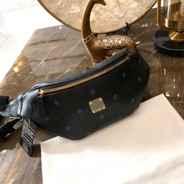 Luxus Marke Designer Fanny Pack Bumbag top qualität Taille Taschen Brief Gedruckt Taschen Frauen Männer Marke Brust Taschen