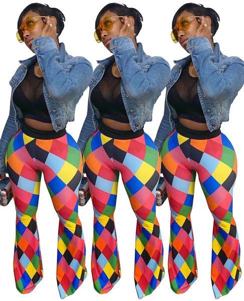 A5046 kadın Giysileri Moda Boş Zaman Pantolon Bacaklar Wish2019 Bahar Sıcak Pantolon
