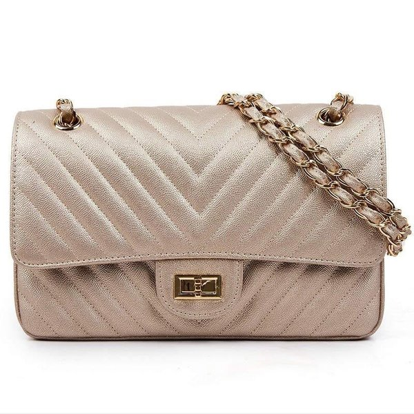 Europ style sac femmes célèbre marque sacs à bandoulière en cuir véritable sac à bandoulière chaîne mode hiver sacs à main plus modèle de luxe femmes sacs