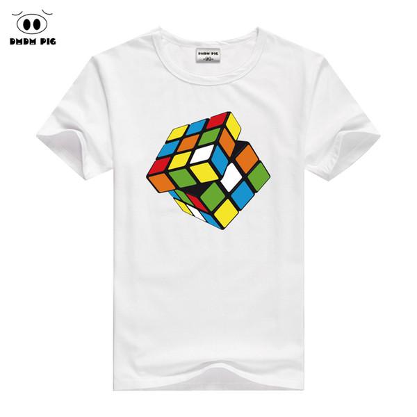 Atacado 2019 Impresso T-Shirts Para Meninos Meninas Tops Crianças Camiseta Tamanho 2 3 4 5 6 7 Anos Roupas de Verão T-Shirt Das Crianças
