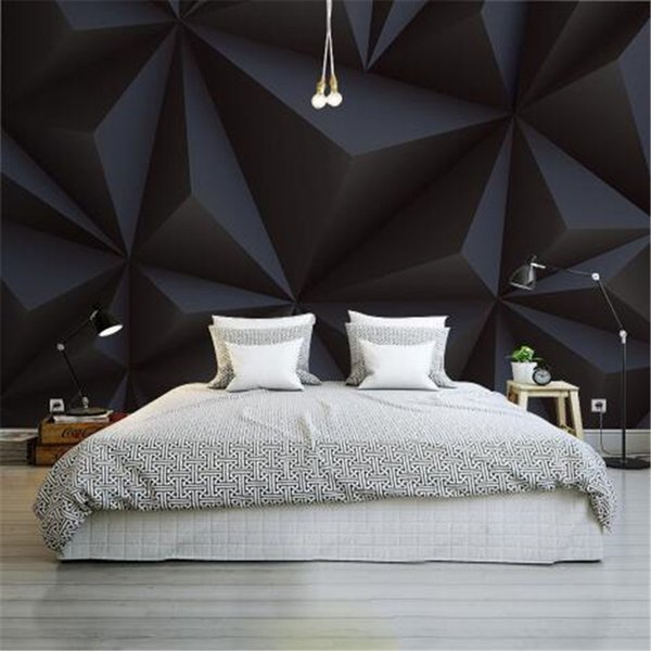 quality eco friendlyBlack Photo Wallpaper for Walls 3D Stereoscopic Silk Cloth Murals Modern Abstract 4D Wall Papes for Living R FeatureFormaldehyde-free FunctionHeat Insulation UseWedding House Surface TreatmentEmbossed is_customizedYes UsageCommerce PatternYes Textile Wallpaper MaterialFlocking StyleModern TypeTextile Wallpapers MaterialFabric Model Number20190409 Bran