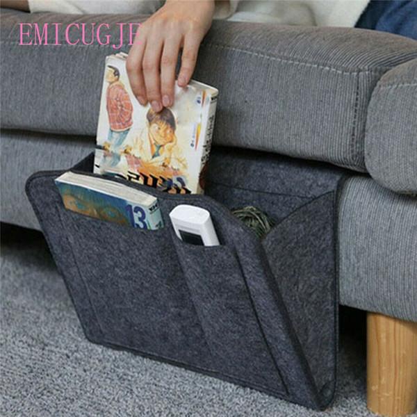 new bedside storage organizer hanging caddy bed holder pockets book felt bed pockets pocket sofa organizer