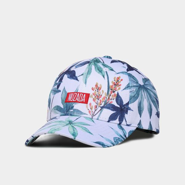 0ea2c0084cd942 Unique Design Baseball Cap For Women Men Bone Printing Pattern Caps Cotton  Popular Street Art Hats