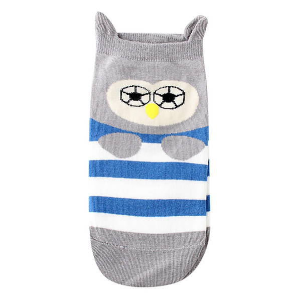 2019 Fashion New Hot 1 Pair Women Cotton Socks Animal Character Print Women's Winter Socks Calcetines Socken Chaussettes