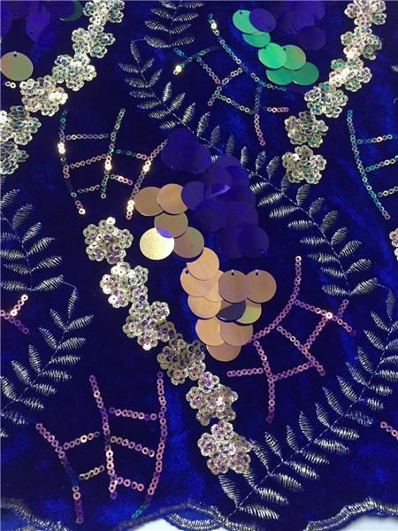 Черный фиолетовый Последние Стиль Зеленый высокого качества африканский бархат ткань шнурка с камнями нигерийских Lace ткани для свадебного банкета