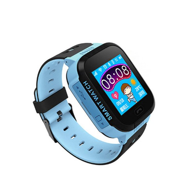 Children Anti-Lost GPS Smart Watch Kids SOS Call Location Wristwatch Students Safe Guard Watches SGA998