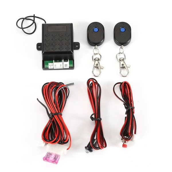 Universal Car Autos Remote Central Kit Door Lock Vehicle Keyless Entry Car Door Locking System with Remote Controllers
