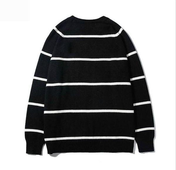 Оптовые дизайнерские свитера для мужчин толстовки кофты с буквами пуловер Весна Марка перемычка топы роскошные одежды M-2XL опционально