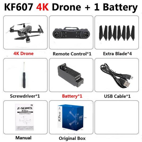 Kf607 4k 1B Box