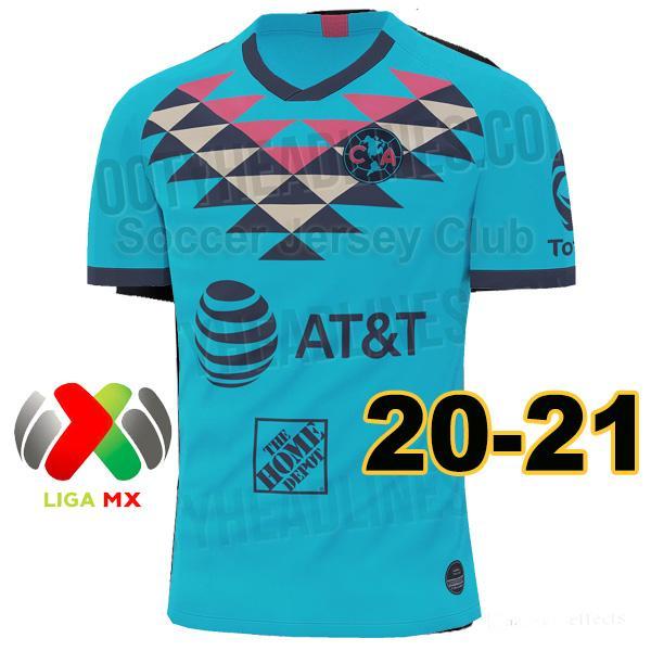 كلوب أمريكا 2020/21 الثالث مع MX تصحيح