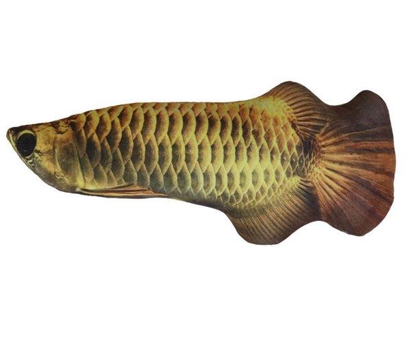 Golden Dragon Fish USB Charging