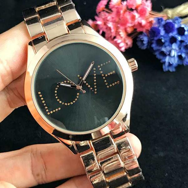 67ea2c3b Горячие Продажи Модные женские часы из высококачественной стальной полосы Браслет  Наручные часы женские часы классические часы Montre Femme Relogio Ms. ...