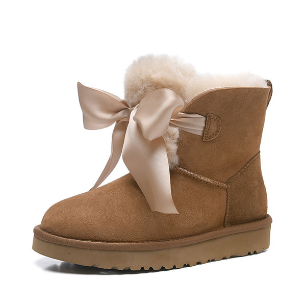 Free shipping 2019 winter man women Australia Classic snow Boots boots cheap winter fashion Ankle Boots shoes 02