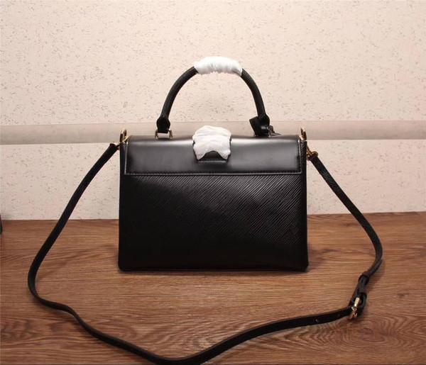 Yüksek kaliteli çanta hakiki deri kadın çantası bir kolu tasarım çanta omuz çantası seyahat ofis çantaları