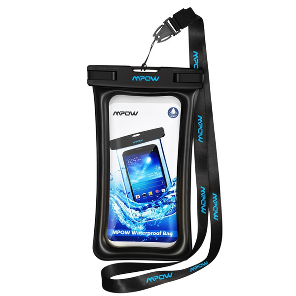 IPX8 Waterproof Swimming Bags Underwater Pouch Phone Case for iPhone Huawei Samsung Floatable Waterproof Case Cellphone Pouch #86145