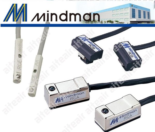 1 pezzo RCD RCA RCB RCE1 RCM-2M Taiwan MINDMAN REED SWITCH 100% nuovo interruttore magnetico originale