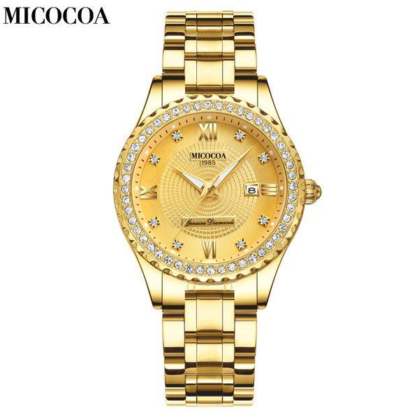Women's watch-Gold
