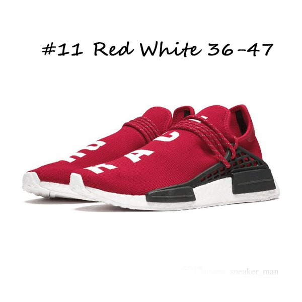#11 Red White 36-47